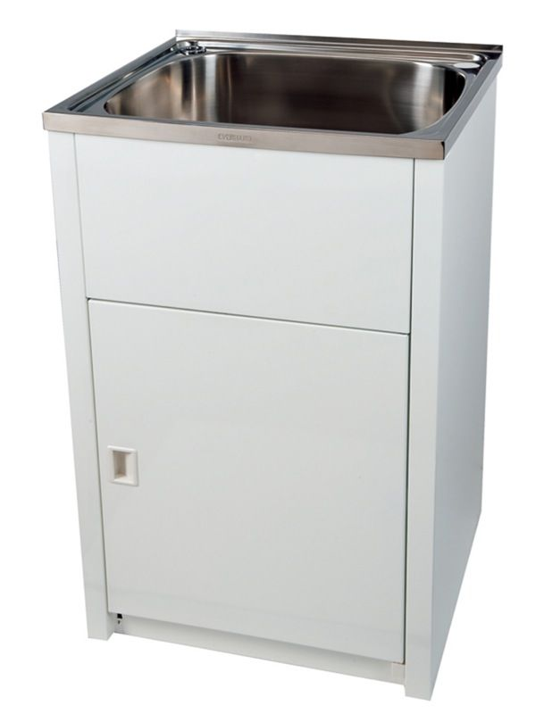 Everhard Laundry Tub and Cabinet