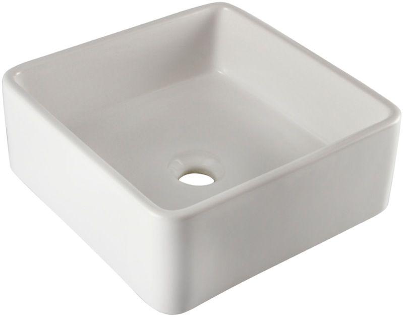 Marbletrend Esti Square Counter Top Basin