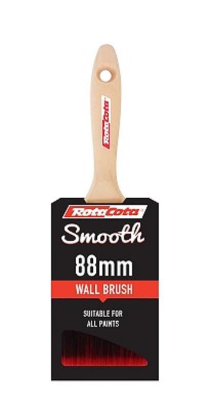 RotaCota Smooth Wall Brush 88mm