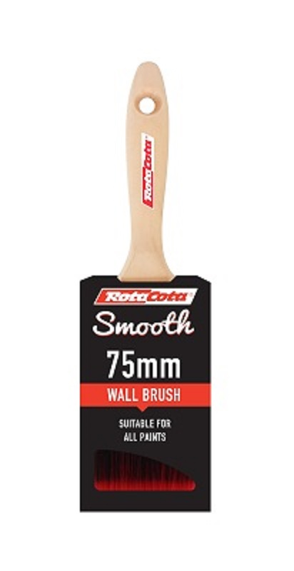 RotaCota Smooth Wall Brush 75mm