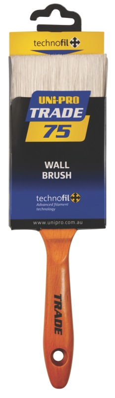 Uni-Pro Trade Technofil Wall Brush 75mm