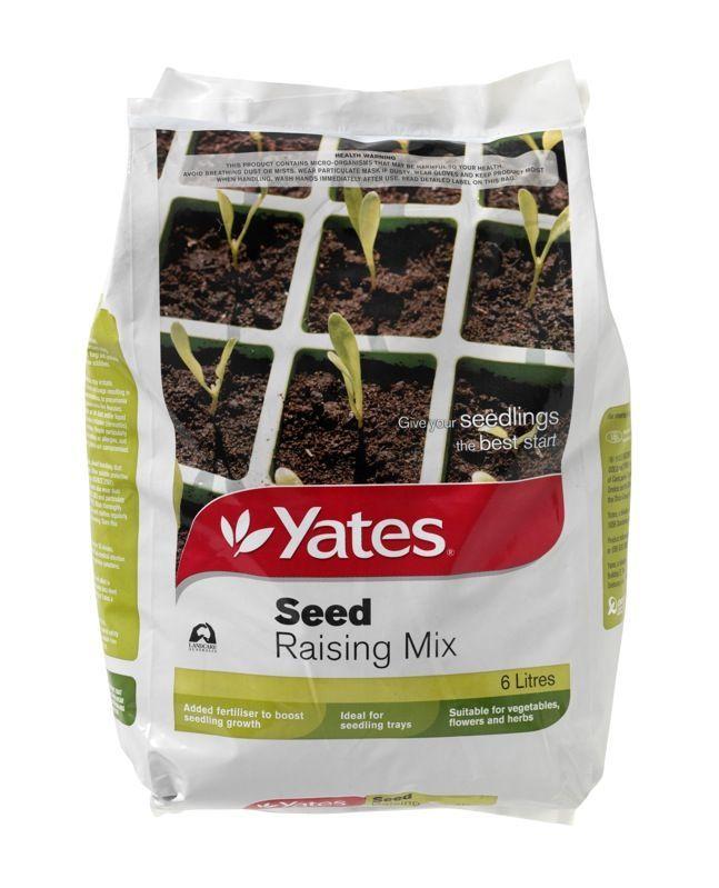 Yates Seed Raising Mix 6L