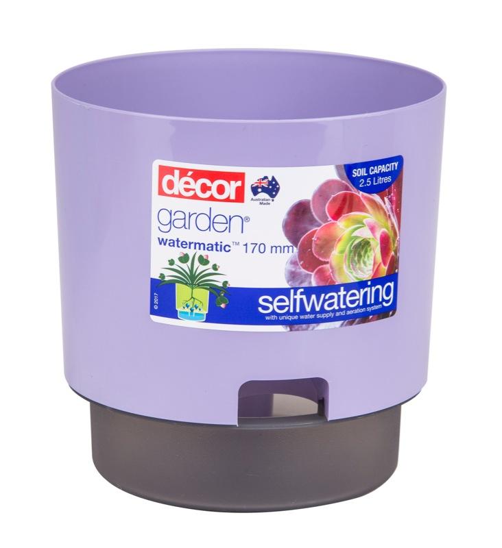Watermatic 17cm Self Watering Pot