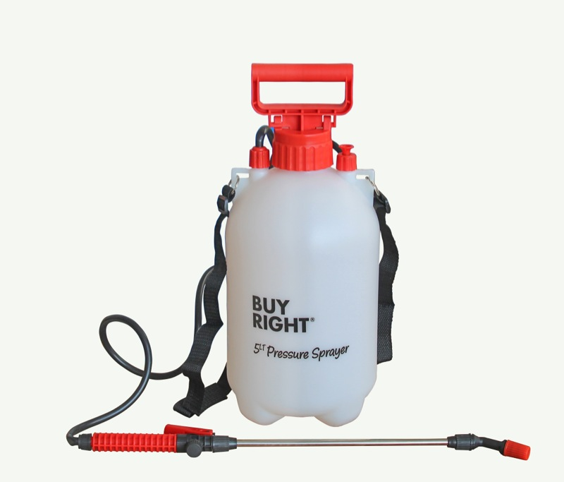Buy Right® Pressure Sprayer 5L