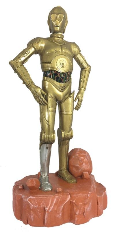 Garden Gnome Star Wars 420mm C-3PO
