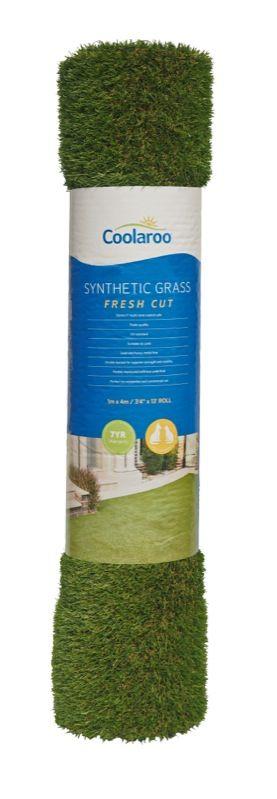 Coolaroo Synthetic 1 x 4m Handy Turf Prepack Freshcut