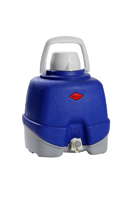 Willow Cooler Jug with tap 10L