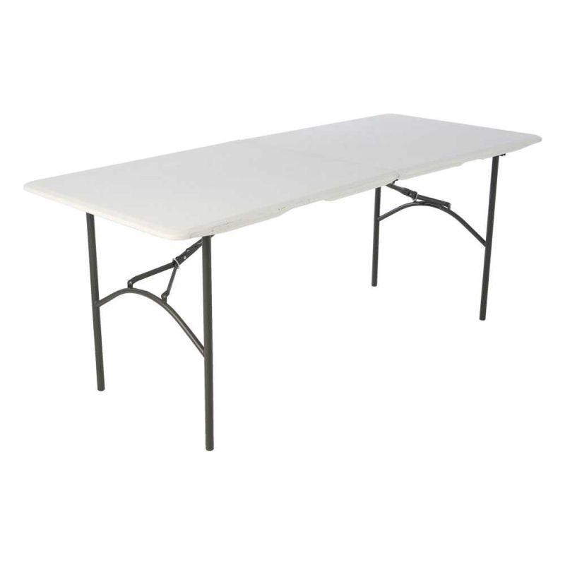 Lifetime Blow Mould 1.8M Bi-Fold Table