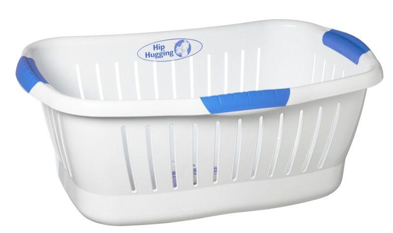 Willow Classique Hip Hugger Laundry Basket 44L