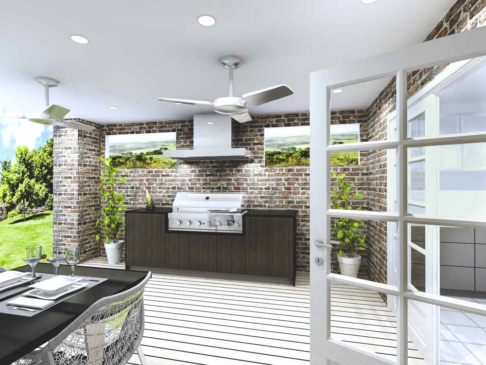 Outdoor Kitchen - Home Timber & Hardware