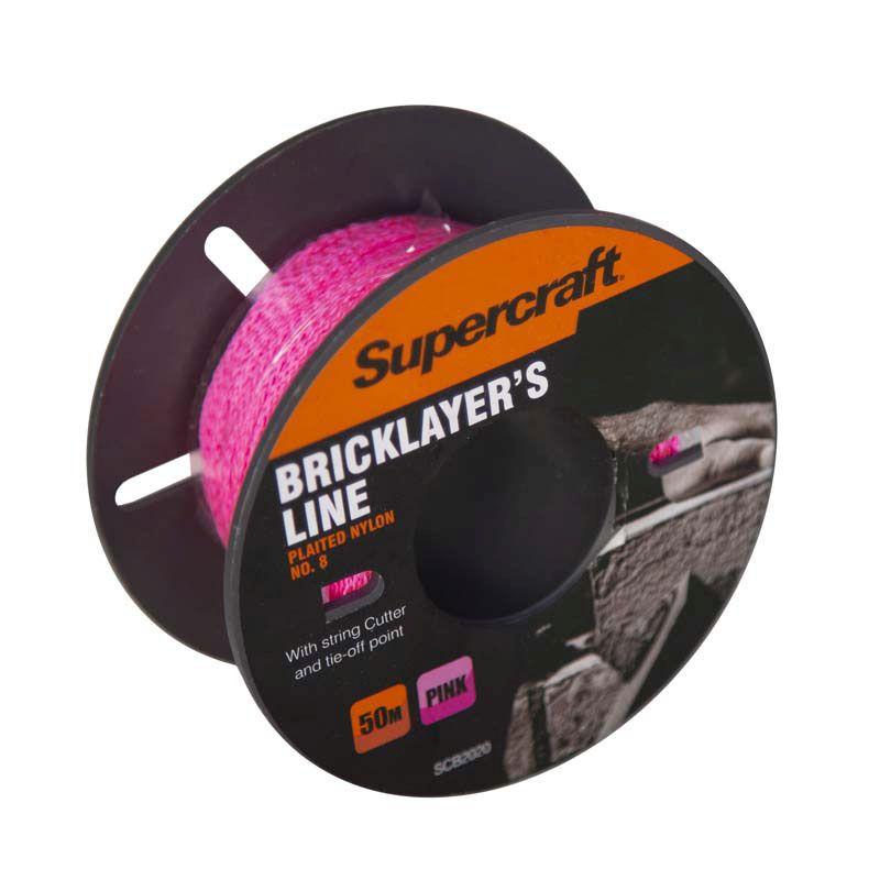Supercraft No8 50m Brickline