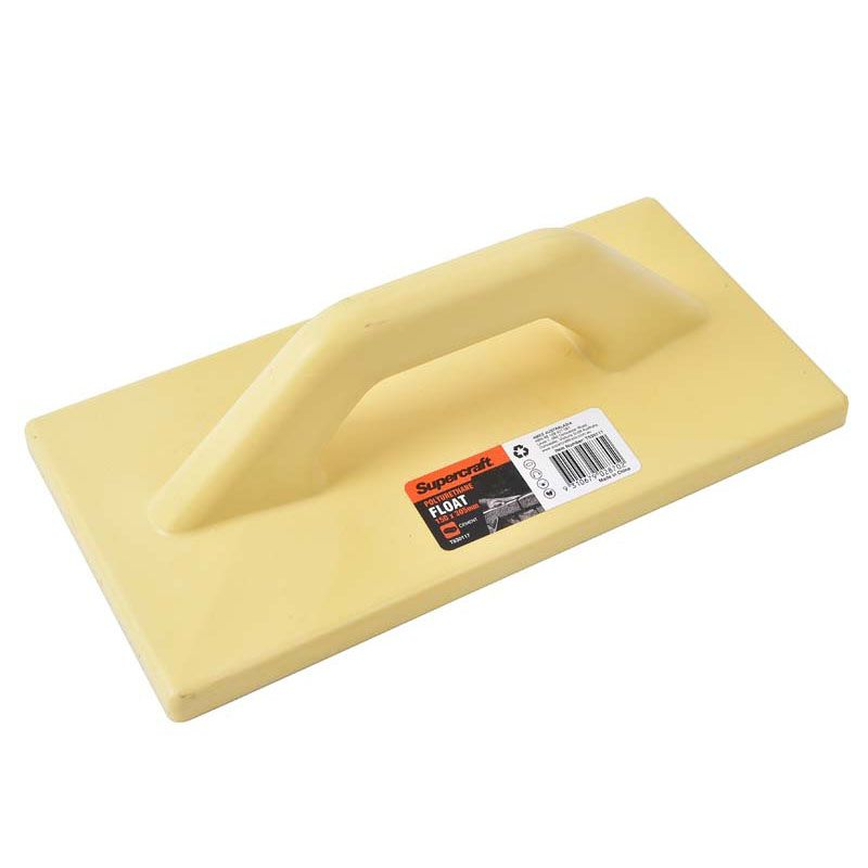 Supercraft 310 x 150mm #2 Medium Polyurethane Float