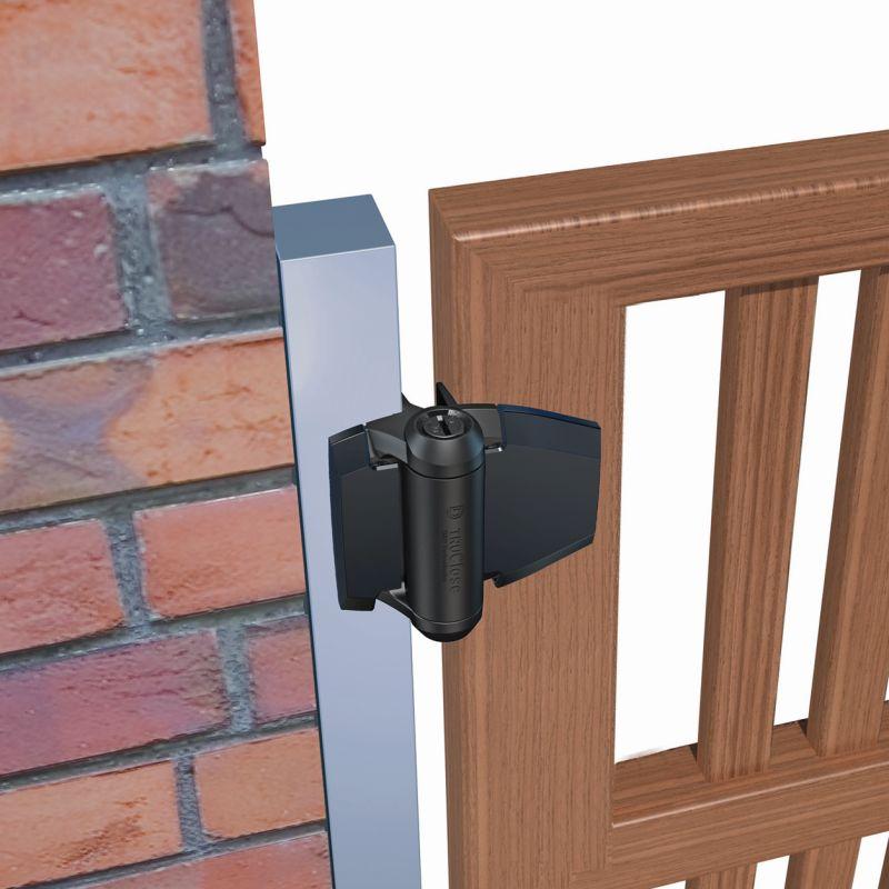 TruClose Self-Closing Safety Gate Hinges TCA2