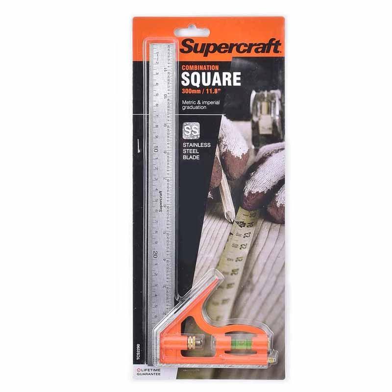 Supercraft Square Comb Metric 300Mm Supercraft