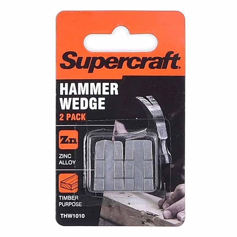 Supercraft Wedge Hammer 2 Pack