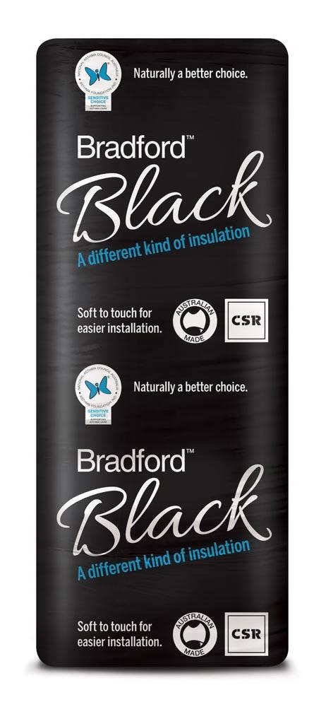 Bradford Black Wall Batts R2.5 HD 1160 x 420 4.5m2 Pk8