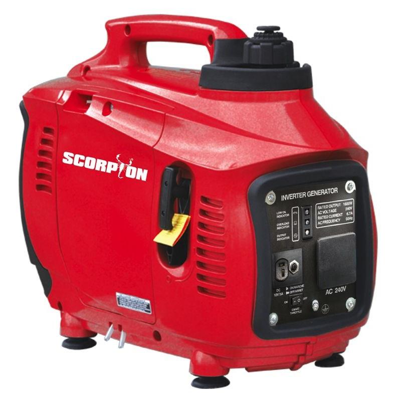 Scorpion 2KVA Inverter Generator
