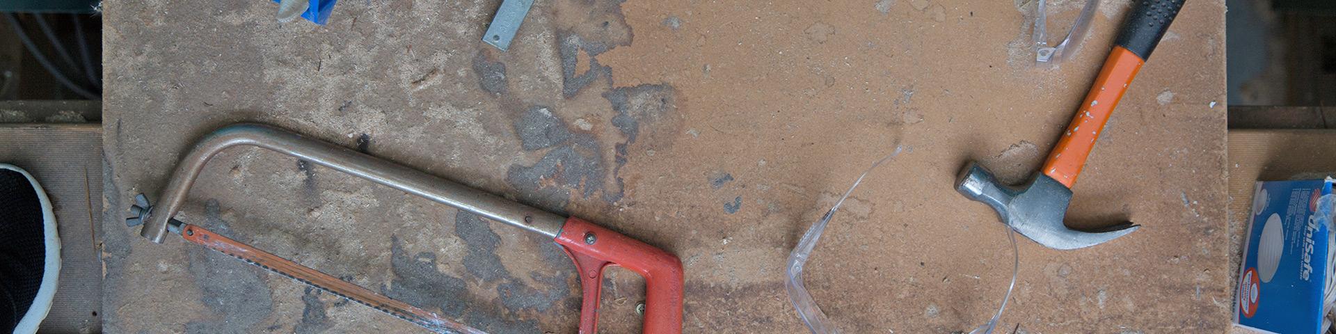 Remarkable Work Bench Home Timber Hardware Evergreenethics Interior Chair Design Evergreenethicsorg