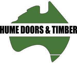 Hume Doors & Timber logo