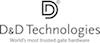 D&D Technologies logo