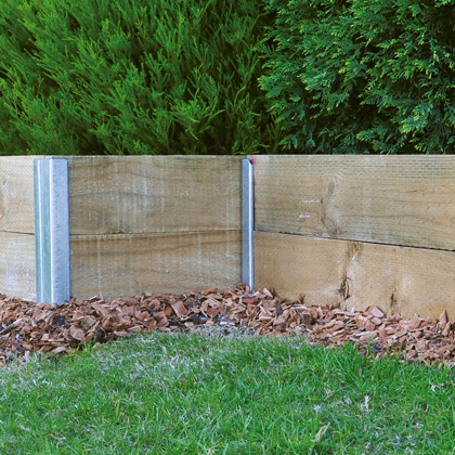 Treated Pine Sleepers - Home Timber & Hardware