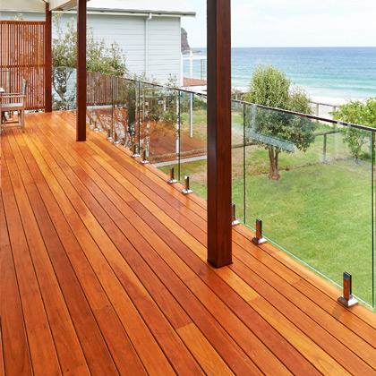 Blackbutt Decking Timber