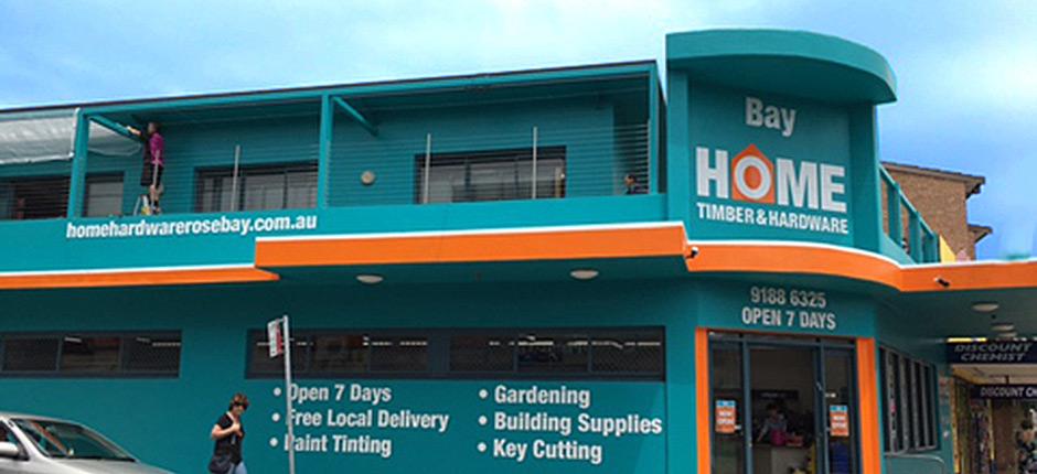 Rose Bay Hardware Store