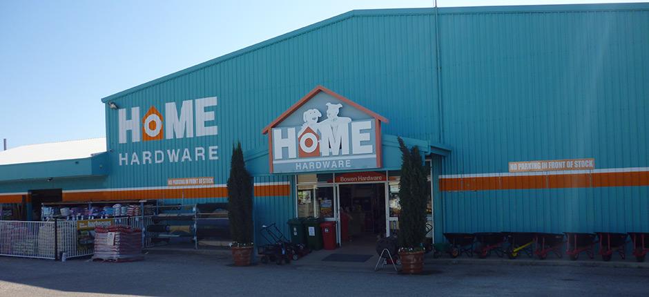 Bowen Hardware Store