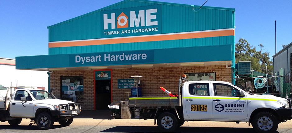 Dysart Hardware Store