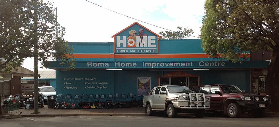 Roma Hardware Store