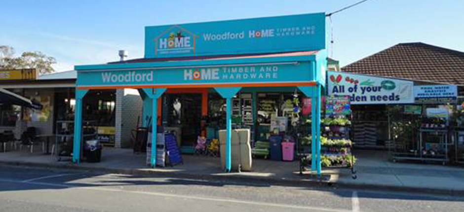 Woodford Hardware Store