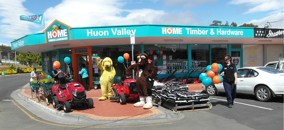 Huon Valley Hardware Store