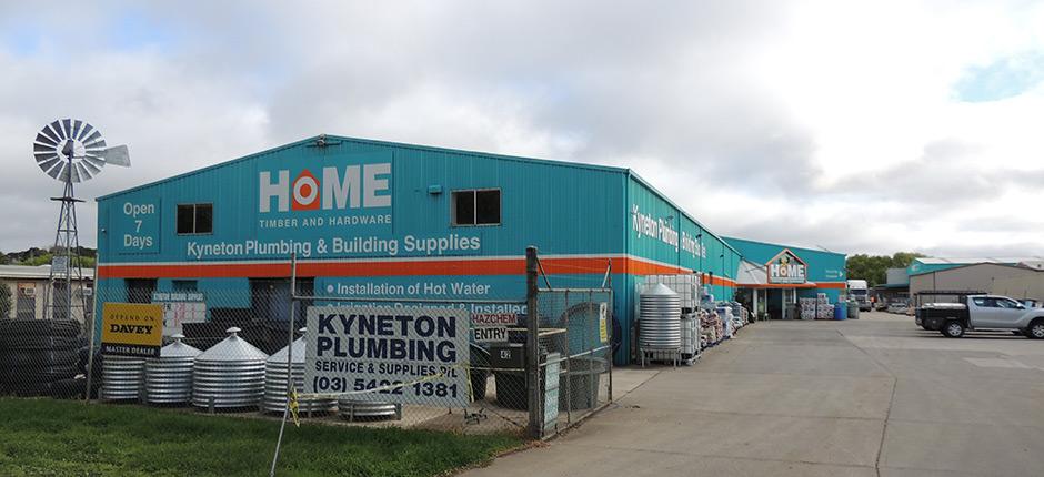 Kyneton Hardware Store