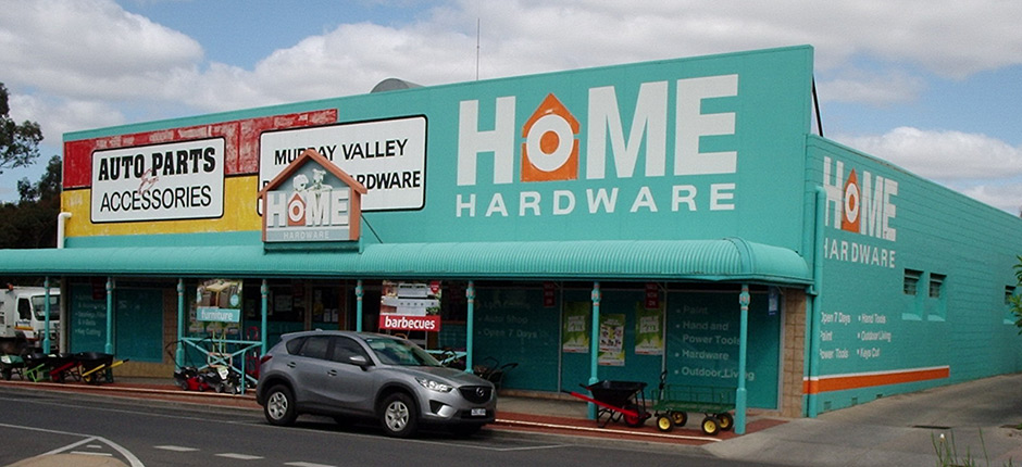 Murray Valley Hardware Store
