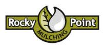 Rocky Point Mulching logo