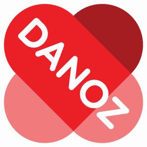 Danoz logo