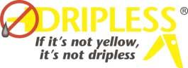 Dripless logo