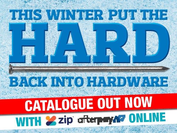 Winter Hatrdware Catalogue