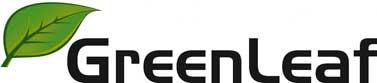 Greenleaf logo