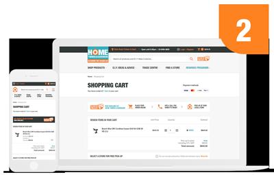 Online Hardware Shopping