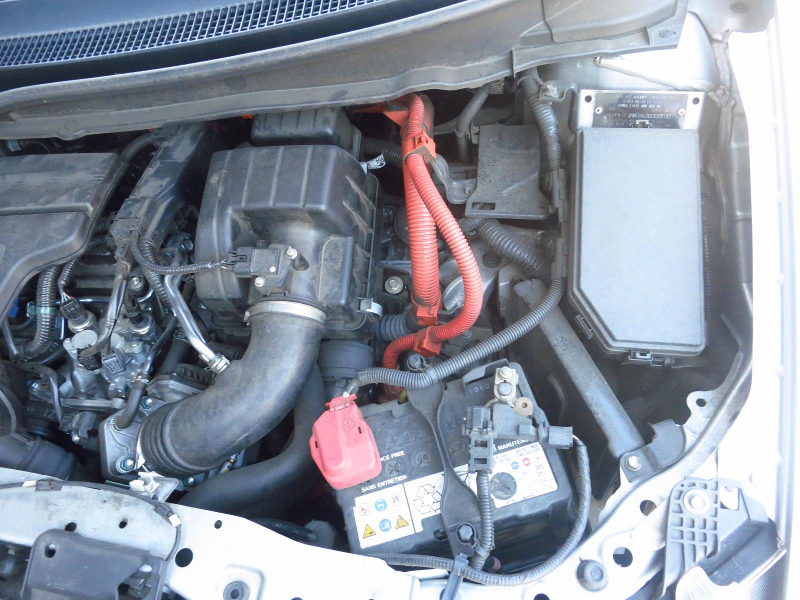 Airbag Module/Sensor Civic Honda 2012