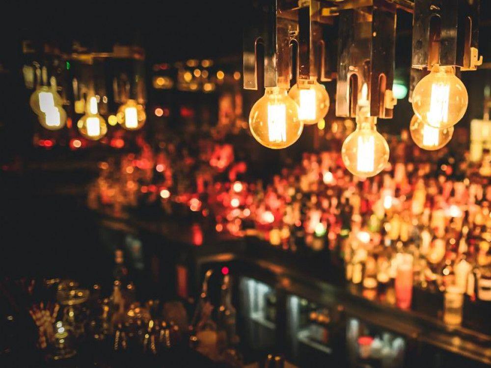 illustration of Berlin Bar #3