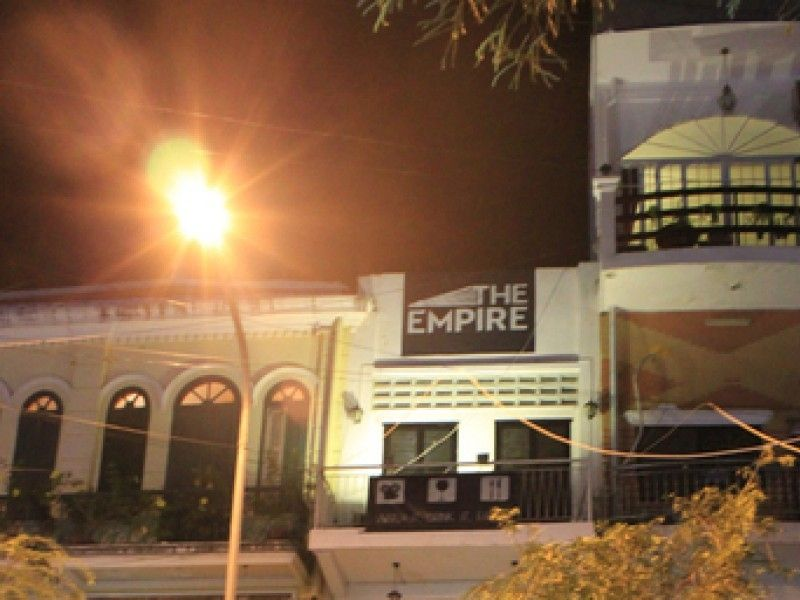 illustration of The Empire Movie House #2