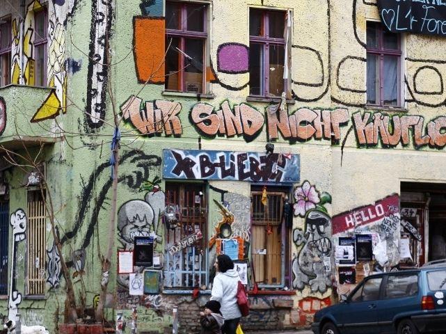 illustration of Kreuzberg #1