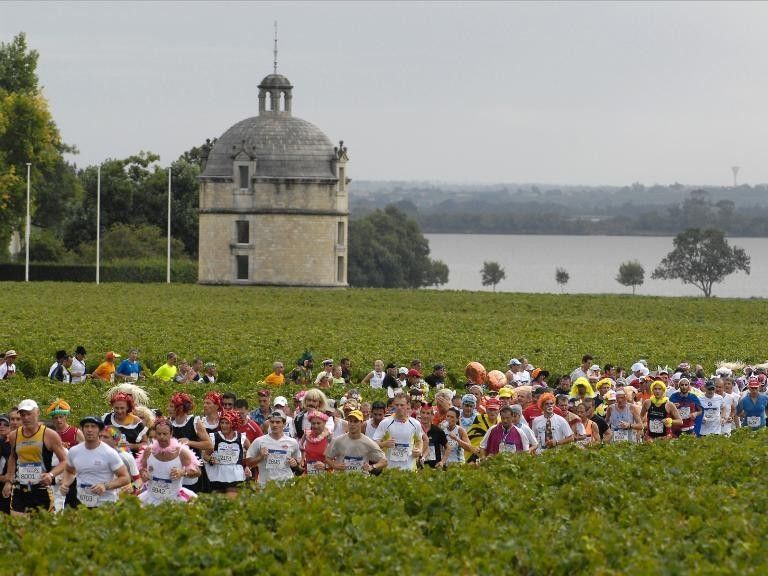 illustration of Le Marathon Du Medoc #1