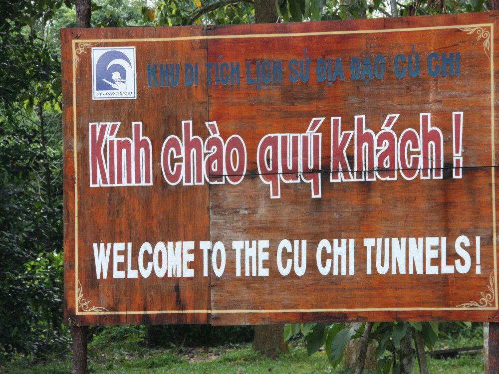 illustration of Cu Chi Tunnels #3