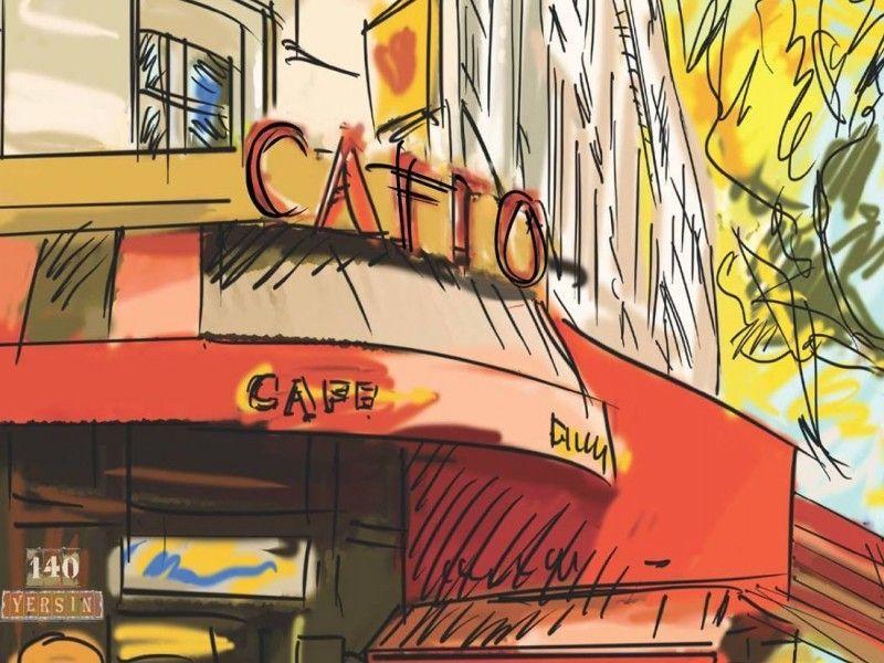 illustration of Cafio  #1