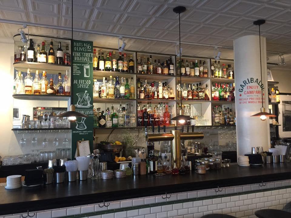 illustration of The Gresham Bar #2