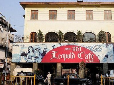 illustration of Leopold Cafe #2
