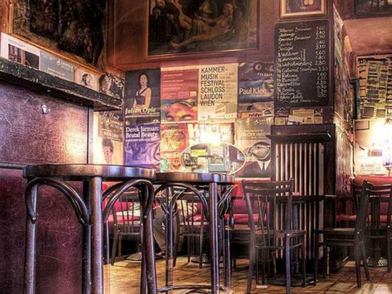 illustration of Cafe Alt Wien #3